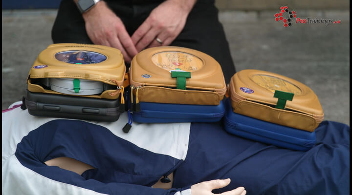Types of AED Units