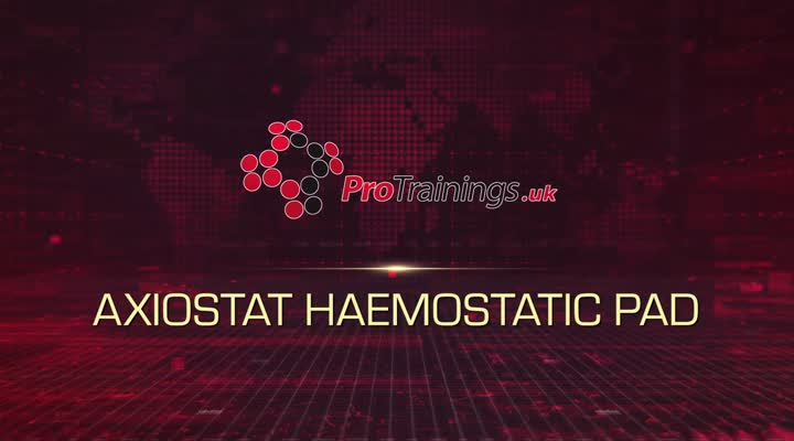 Axiostat Haemostatic pads