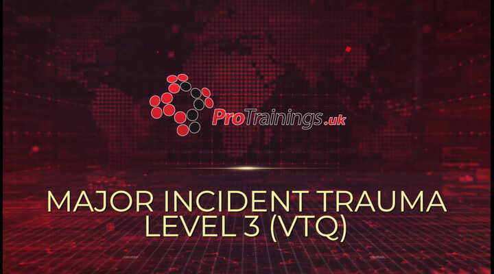 Introduction to major incident trauma