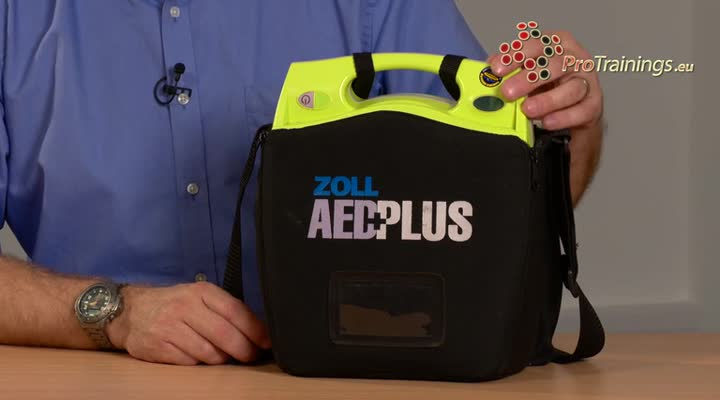 The Zoll AED Plus (optional)