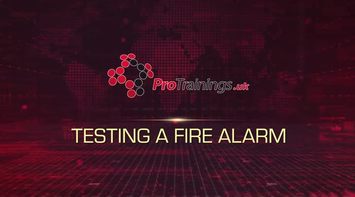Activating And Testing Alarm Points