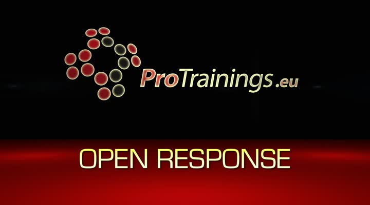 Open response test before your TQUK EPFA practical lesson