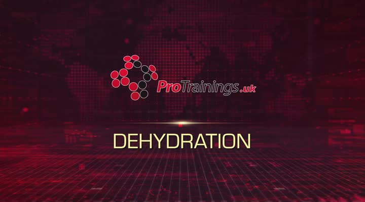 Dehydration in Pets