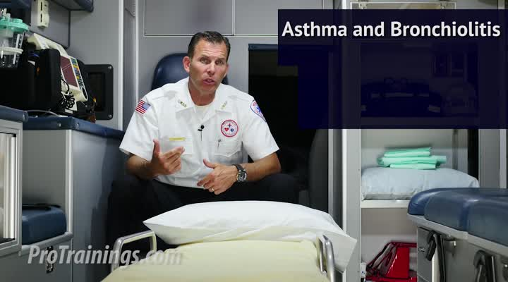What is Respiratory Distress - Lower Airway?