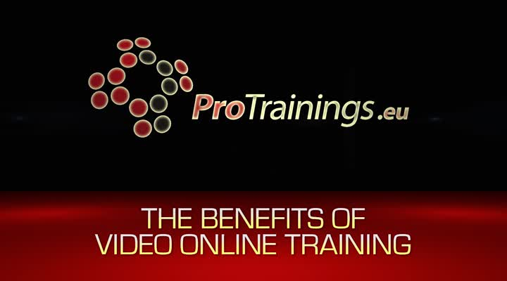 The benefits of video online training