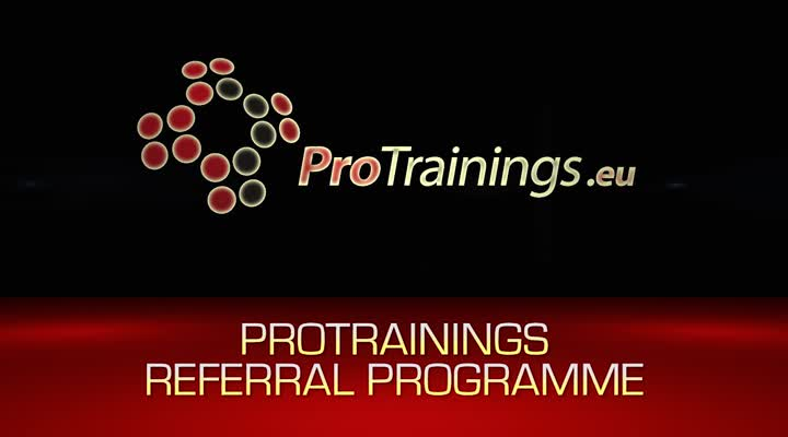 ProTrainings Referral programme