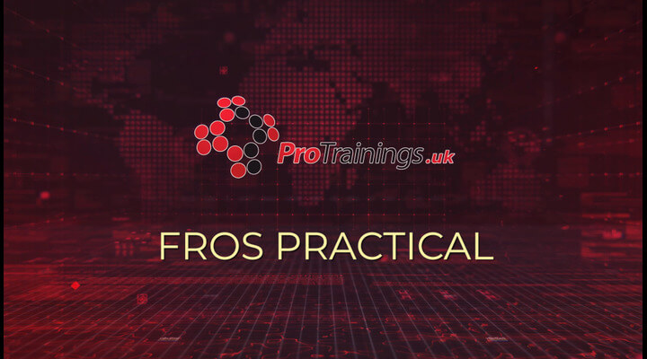 FROS® Practical Lesson