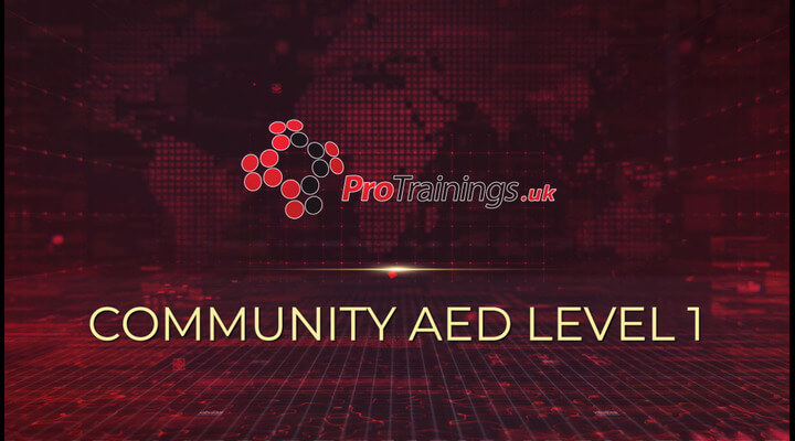 Community AED introduction