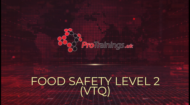 Food Safety Level 2 introduction
