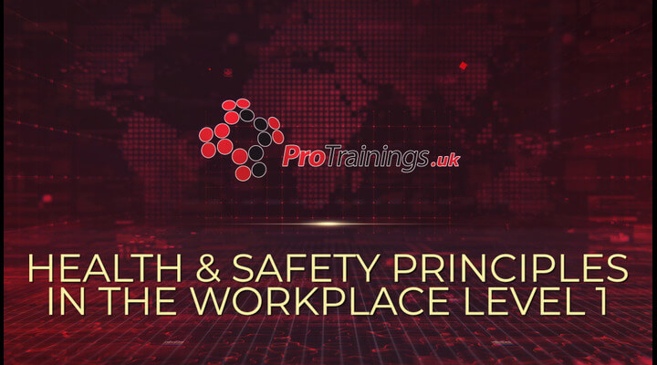 Health and Safety level 1 course introduction