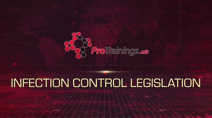 Infection Control Legislation