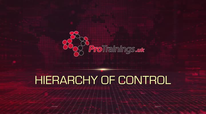 Hierarchy of Control