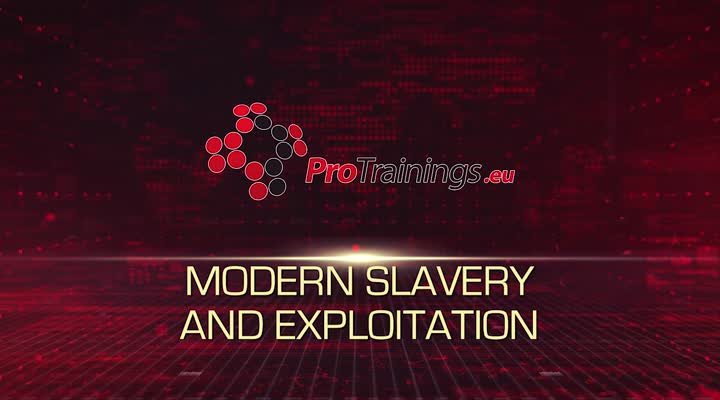 Modern Slavery and Exploitation