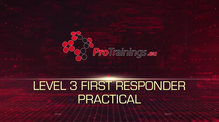 Level 3 First Responder Practical