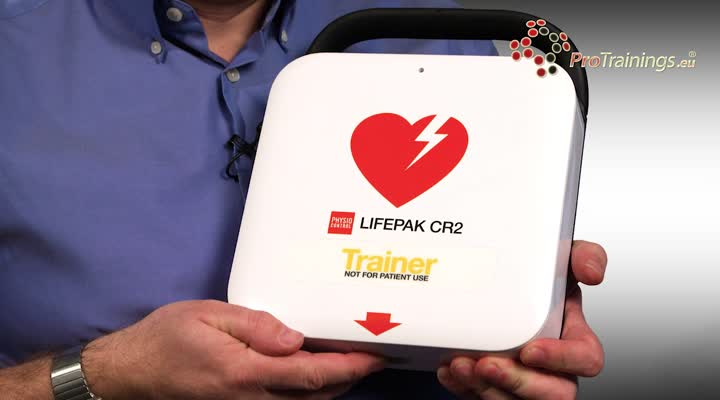 Lifepac CR2