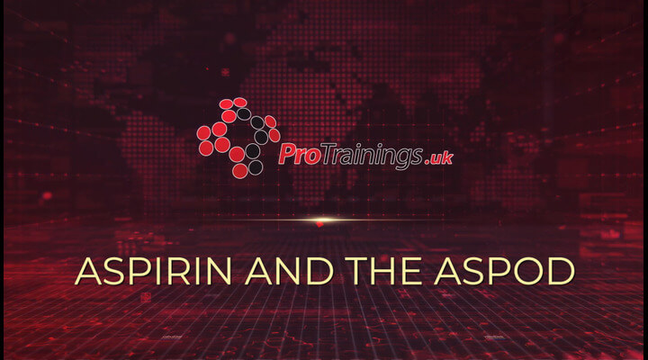 Aspirin and the Aspod