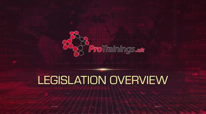 Legislation Overview