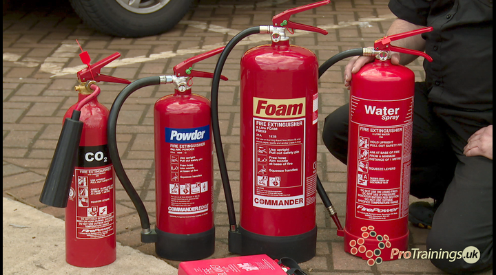 Fire Extinguishers Overview