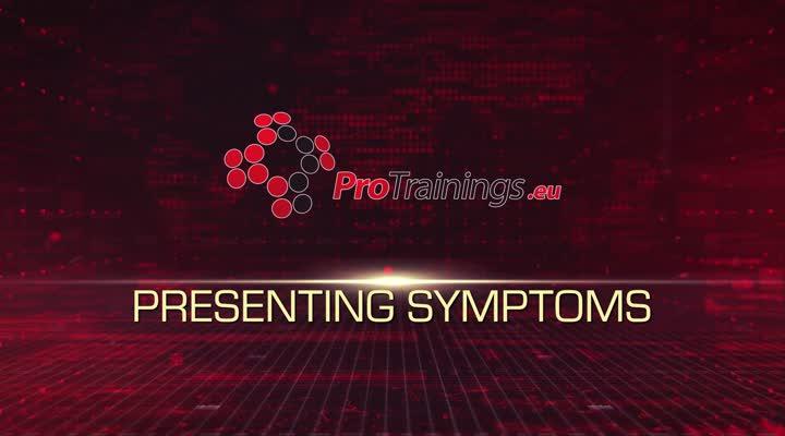 Presenting Symptoms of PSP