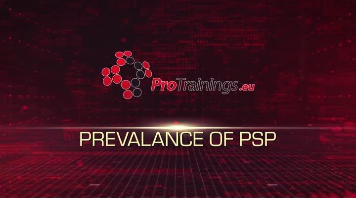 Prevalence of PSP