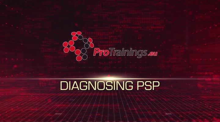 Diagnosing PSP