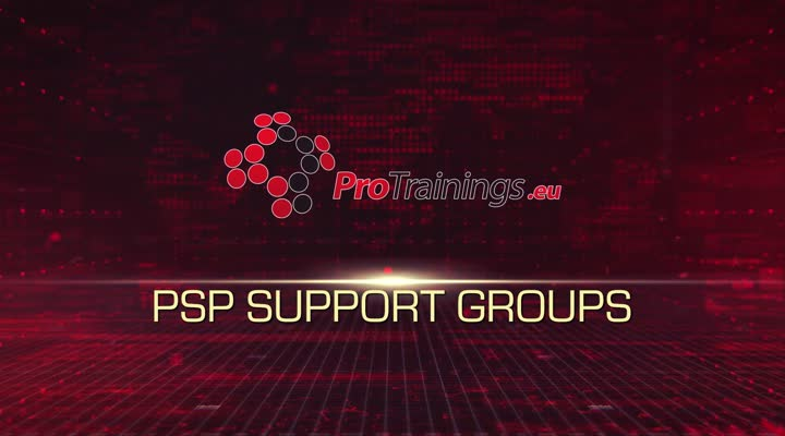 PSP Support Groups