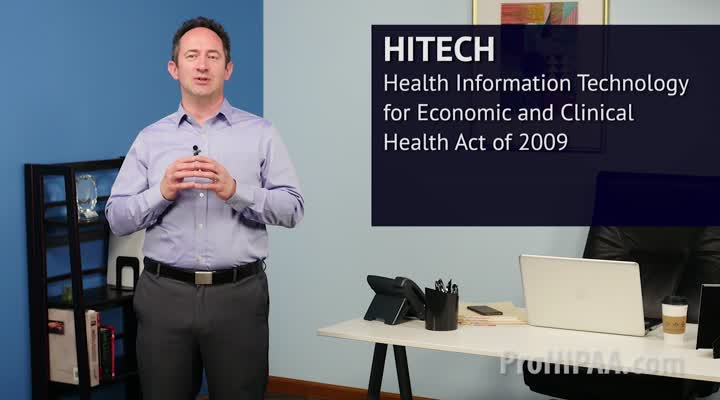 Important HIPAA Terminology