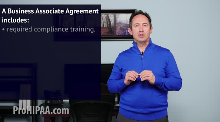 What is a Business Associate Agreement?