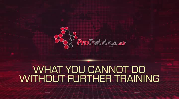 What You Cannot Do Without Further Training
