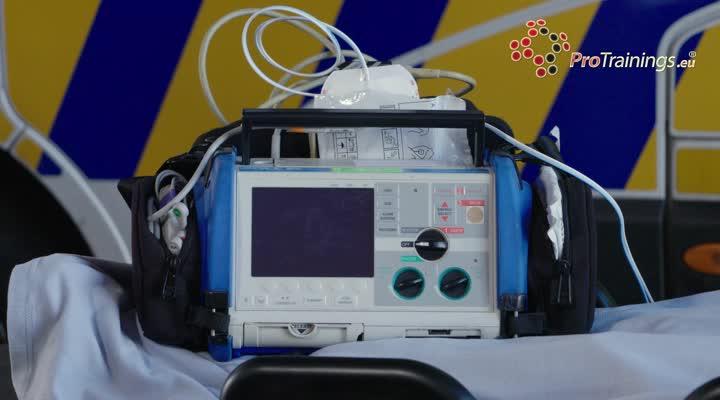 Manual defibrilation