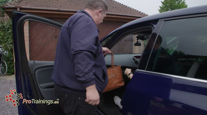 Keeping personal possessions safe