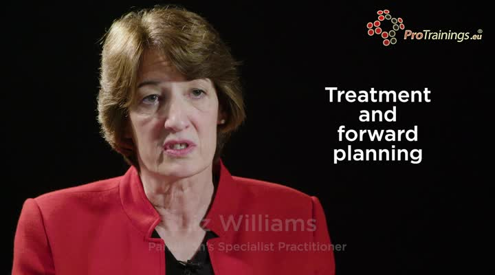 Treatment and Forward Planning Care