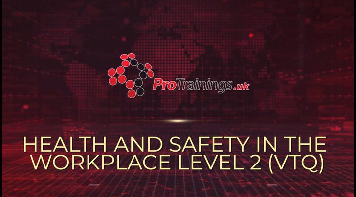 Level 2 Health and Safety course introduction