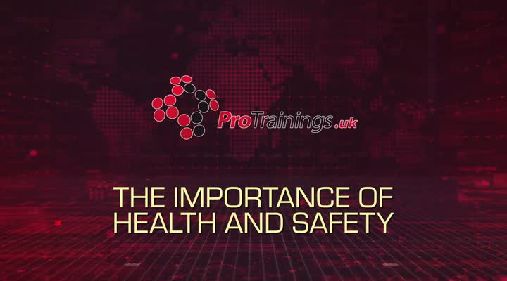 Health and Safety and its importance