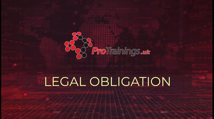 Legal obligation, Vital Interests and Public Task