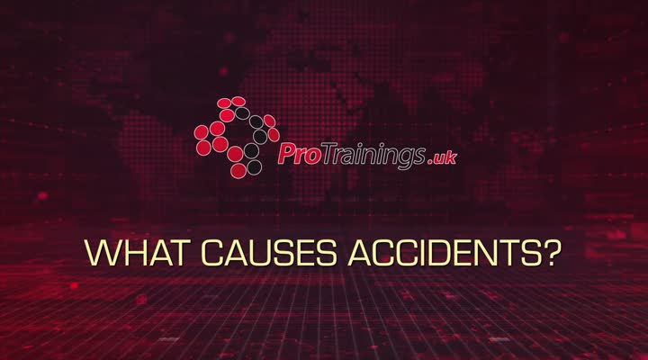 What causes accidents?