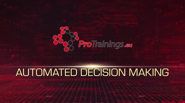 The rights in relation to automated decision making