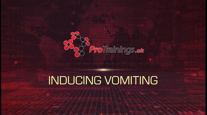 Inducing Vomiting - vets comments