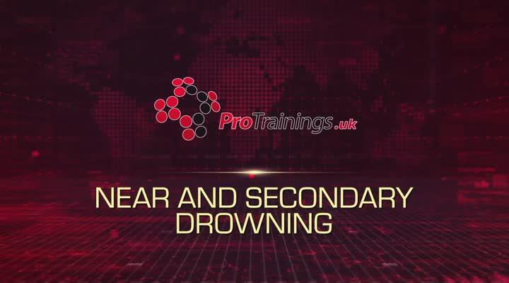 Near and Secondary Drowning - vets comments