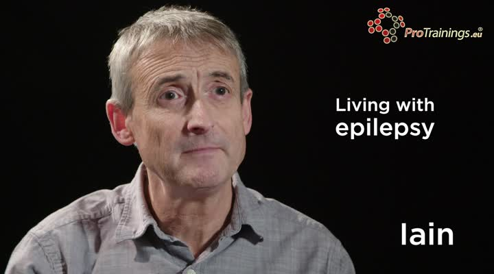 Living with Epilepsy - Iain and Diane