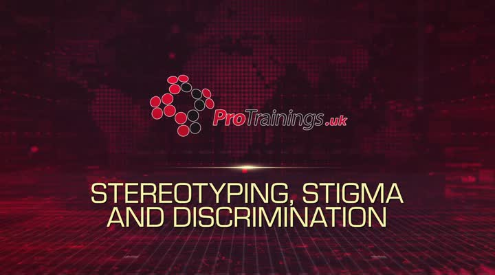 Mental health, stereotyping, stigma and discrimination