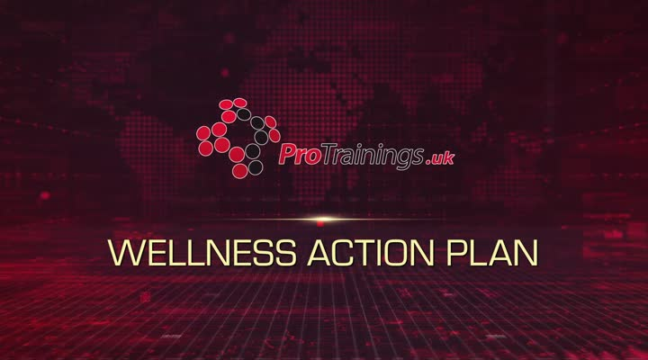 Wellness action plan