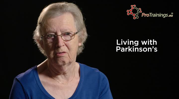 Living with Parkinson's Disease - Carole