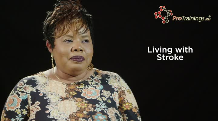 Living with Stroke - Osa and Denden