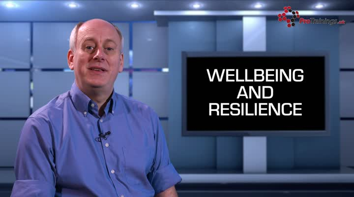 Wellbeing and resilience