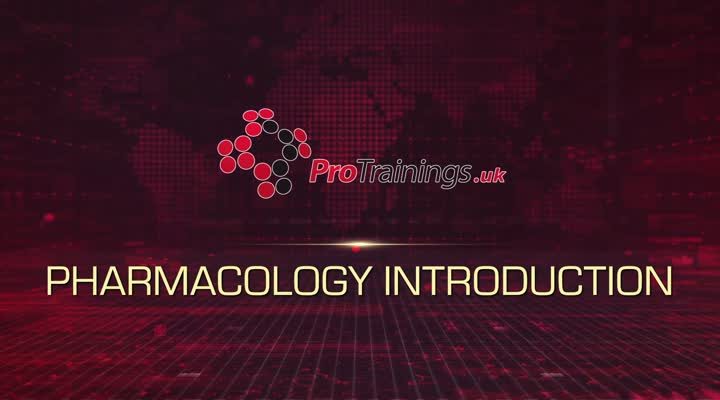 Pharmacology introduction