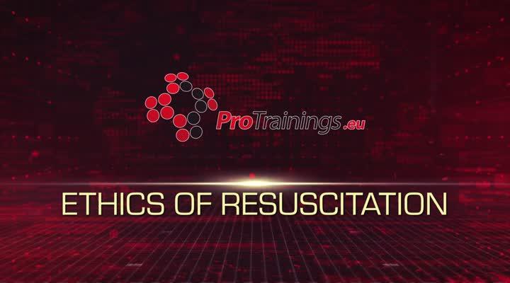 Ethics of resuscitation