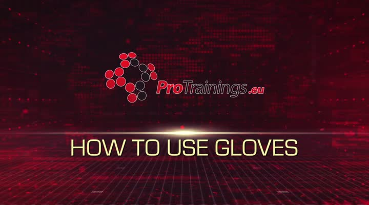 How to use gloves