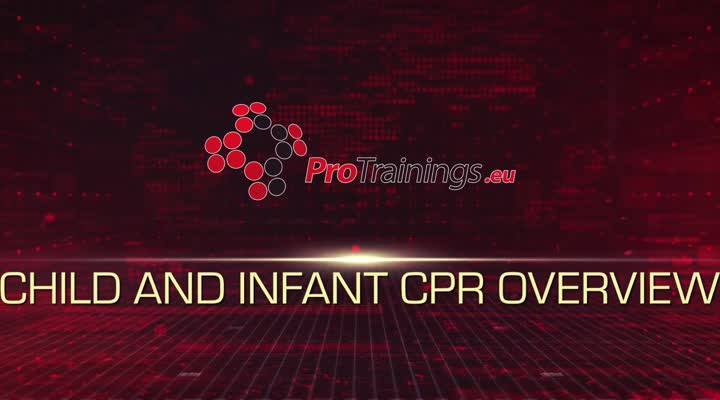 Child and infant CPR overview