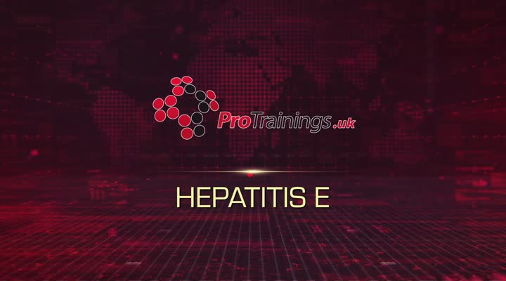 Hepatitis E Virus